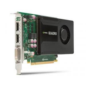 Nvidia Quadro K2000 -näytönohjain