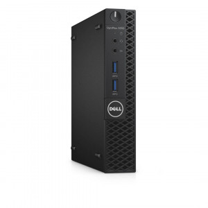 Dell Optiplex 3050 - G4400T/8/256SSD/W10/MFF