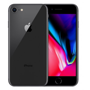 Apple iPhone 8 - 64 GB/B1 Black