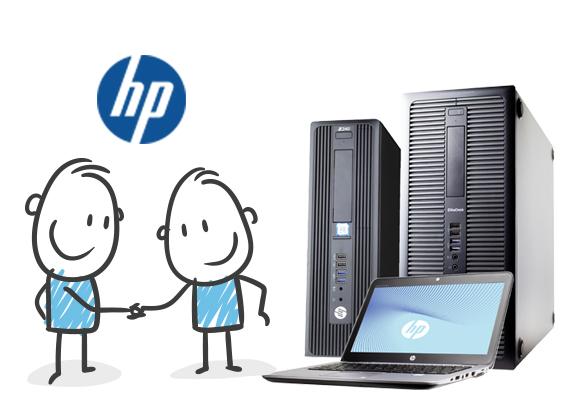 HP on Taitonetin myydyin tietokonemerkki