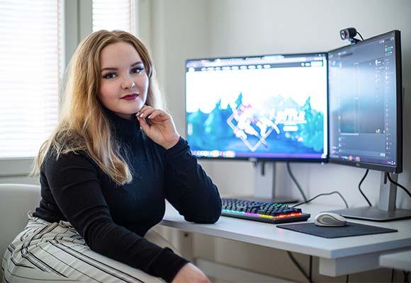 Katariina voi nyt pelata mitä tahansa - kokemuksia GreeniX pelikoneesta