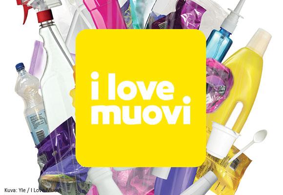 Taitonetti mukana I Love Muovi -kampanjassa