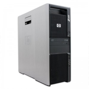 HP Z600 Workstation -  2x Xeon E5620/12GB/500GB/K2000/W10/A2
