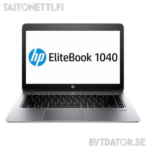 Hp Elitebook Folio 1040 G2 i5/4/256SSD/14/HD+/W10/A2