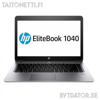Hp Elitebook Folio 1040 G1 i5/4/128SSD/14/HD+/Win10/A2