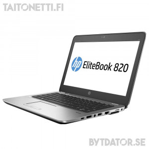 C-grade Hp Elitebook 820 G3 i5/8/256SSD/W10/C1