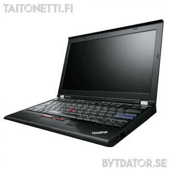 """Lenovo Thinkpad X220 i5/4/320/12""""IPS/Win10/A2"""