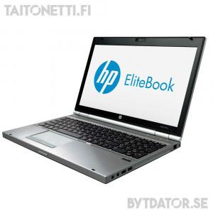 "HP Elitebook 8570p i5/4/320/15,6"" HD+/Win 10/B1"