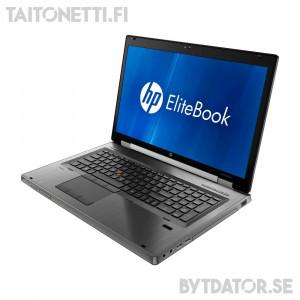 HP Elitebook 8760W i7Q/8/320/Q3000M/17/HD+/W10/A2