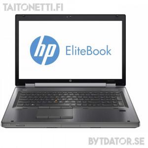 HP Elitebook 8770w i5/8/320/17/HD+/FirePro-M4000/W10/A2