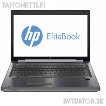 "HP Elitebook 8770w i7Q/16/256SSD/17""/FHD/K3000M/W10/A2"