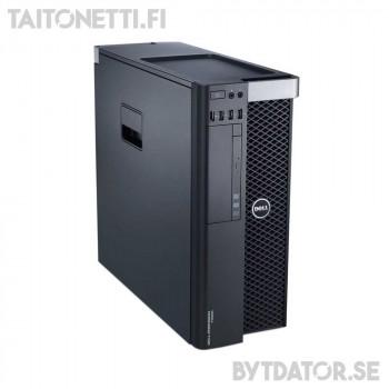 Dell Precision T3610 - Xeon E5-1620-v2/16/256SSD/QK2200/W10/A1