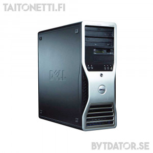 Dell Precision T3500 Xeon W3520/12GB/128SSD+ 1TB/GTX 1060 6GB/Win10