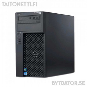 Dell Precision Tower 3620 i7-6700/16/512SSD+1TB/RTX 2060 6GB/Win10/A2
