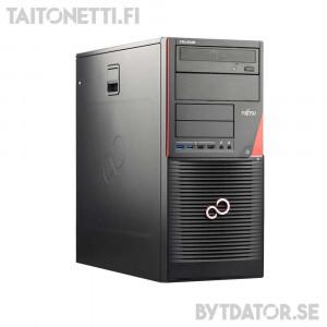 Fujitsu Celsius W530 Xeon E3-1245v3/16/120SSD+500/GTX 1060 3GB/W10/A2