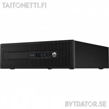 HP ProDesk 600 G1 i5-4570/8/500/GTX 1050ti 4GB/Win 10/A2