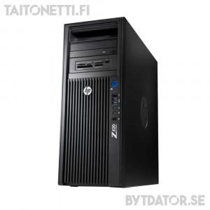 Hp Z420 Xeon E5-1620/16GB/256SSD+500GB/Quadro K2000/Win 10