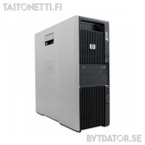 HP Z600 Workstation - Xeon E5640/8GB/500GB/K2000/W10/A2