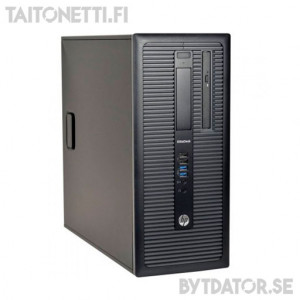 HP ProDesk 600 G1 i5-4570/8/240SSD/500GB/GTX1650-4GB/W10/A2