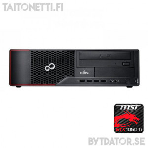 Fujitsu ESPRIMO E520 SFF i5-4440/8/240SSD+500/GTX1050Ti/W10/A2
