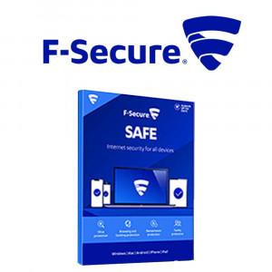 F-Secure SAFE - Lisenssi 1v/1pc