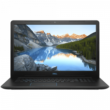 Dell G3 17 3779 - i7-8750H/8/128SSD+1TB/17/FHD/GTX1050Ti/W10/A1