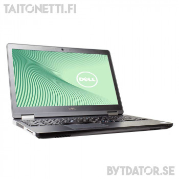 Dell Latitude E5570 i7-6820HQ/16/512SSD/15/FHD/M370/W10/A2