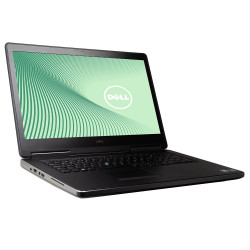 Dell Precision 7710 - i7-6820HQ/32/512SSD/17/QM4000M/FHD/W10/B1