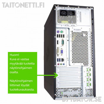 Fujitsu Celsius W530 Xeon E3-1245v3/8GB/128SSD+500/GTX 1650/W10/A2