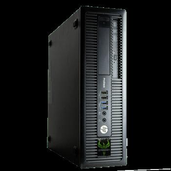 GreeniX 600 G1 SFF i3 RX550
