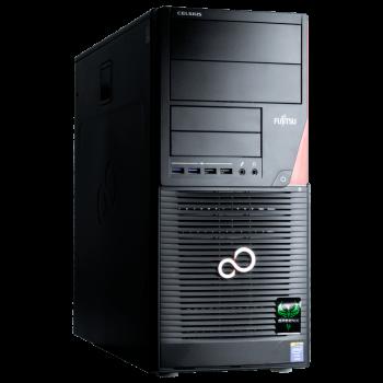 Fujitsu Celsius W530 Xeon E3-1245v3/16/240SSD+500/GTX 1660 6GB/W10/A2