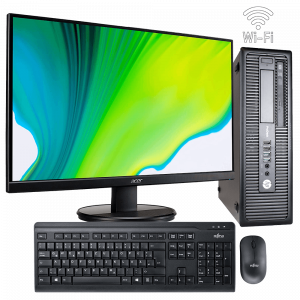 HP 600 G1 SFF i5s Bundle 1