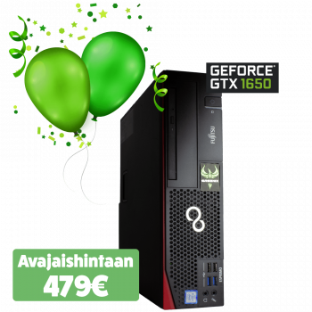 GreeniX D956 SFF i5
