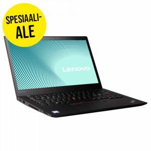 Lenovo Thinkpad T470s - i5-7300U/8/256SSD/14/FHD/W10P/B1