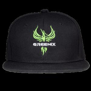 GreeniX - Snapback (Black)