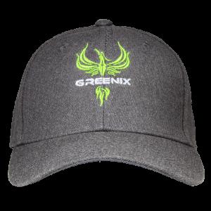GreeniX - Baseball cap (Gray)