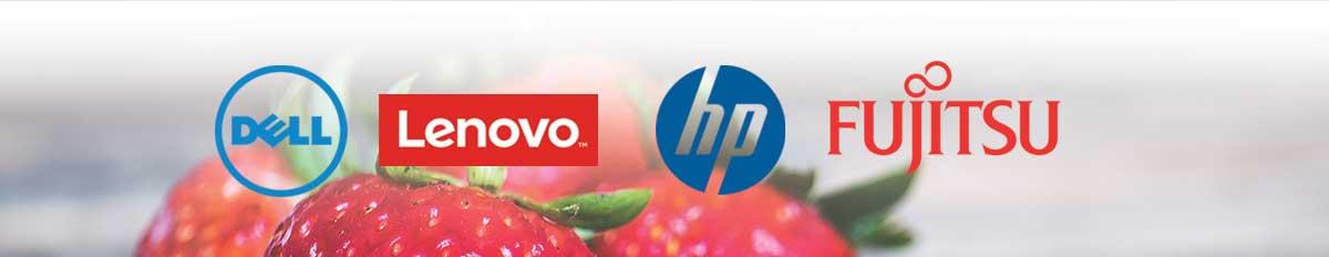 Föregsdatorer från HP, Lenovo, Fujitsu, Dell