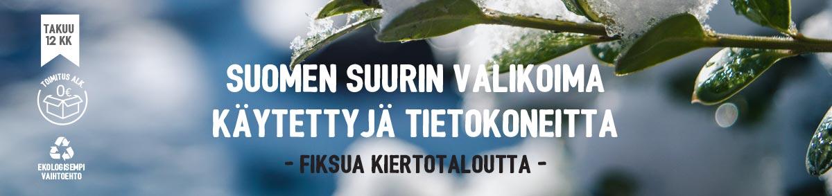 Käytetyt Tietokoneet Oulu
